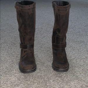 Donald J. Pliner Moto Boots